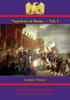 Napoleon at Home - Vol. I - Frédéric Masson