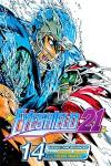 Eyeshield 21, Vol. 14: The Demons vs. the Gods of the Sea - Riichiro Inagaki, Yusuke Murata