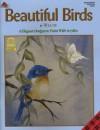 Beautiful Birds (Decorative Painting # 9761) - Willow