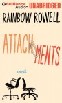 Attachments - Rainbow Rowell, Laura Hamilton