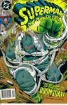 Superman The Man of Steel #18 : Doomsday Part 1 (DC Comics) - Louise Simonson, Jon Bogdanove