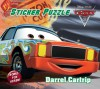 Sticker Puzzle Cars: Darrel Cartrip (Sticker Puzzle Cars) - Walt Disney Company