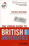 The Virgin Guide to British Universities 2010 - Piers Dudgeon