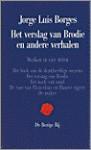 Het verslag van Brodie en andere verhalen - Jorge Luis Borges, Mariolein Sabarte Belacortu