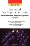 Essential Psychopharmacology Teacher's Set: Hardback and CD-ROM Pack [With CDROM] - Stephen M. Stahl