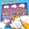 Quick Draw Cats and Dogs - Peter Bull