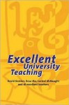 Excellent University Teaching - David Kember, Christian Barry, Carmel McNaught, Rosa Ma