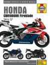 Honda Cbr1000rr Fireblade: Service and Repair Manual - Matthew Coombs