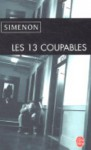 Les 13 Coupables - Georges Simenon