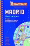 Michelin Madrid Mini Spiral Atlas No. 2042 (Michelin Maps & Atlases) - Michelin Travel Publications