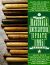 The 1995 Baseball Encyclopedia Update: Complete Career Records for All Players Who Played in the 1994 Season - David Prebenna