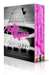 The Kylie Ryans Series: Girl with Guitar, Girl on Tour, Girl in Love (extended edition) - Caisey Quinn