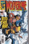 Wolverine Vol 1 #131 Recalled Misprint Slur Edition - Todd Dezago, Brian K Vaughan, Cary Nord, Scott Hanna