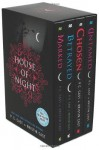 House of Night, Books 1-4 (Marked / Betrayed / Chosen / Untamed) by P. C. Cast (2009-10-27) - P. C. Cast; Kristin Cast;