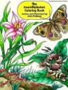The Insect Alphabet Coloring Book (Naturencyclopedia) - Julia Pinkham