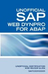 SAP Web Dynpro for ABAP Interview Questions: WD-ABAP Interview Questions, Answers, and Explanations: Unoffical Web Dynpro for ABAP: Unofficial SAP Web Dynpro for ABAP Certification Review - Terry Clark, SAPCOOKBOOK, Equity Press