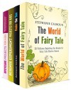 Activity Book for Kids Box Set (4 in 1): Enjoy Fairy Tale and Under the Sea Coloring Books, Plus Science and Upcycling Projects for Creativity! (Kids Projects) - Stephanie Calhoun, Rosalie Young, Clarence Reed, Carrie Bishop