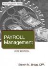 Payroll Management - Steven M. Bragg