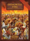 Immortal Fire: Field of Glory Greek, Persian and Macedonian Army List - Richard Bodley-Scott