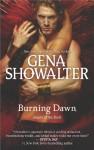 Burning Dawn (Hqn) - Gena Showalter