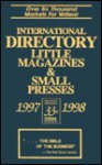 International Directory Little Magazines and Small Presses - Len Fulton