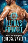 Alpha's Promise (Dark Protectors #10) - Rebecca Zanetti