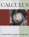 Calculus Multivariable - Howard Anton, Irl Bivens, Stephen Davis