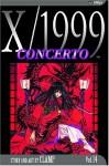 X/1999, Volume 14: Concerto - CLAMP, Masakazu Katsura