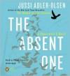 The Absent One - Jussi Adler-Olsen, Steven Pacey