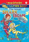The Great Shark Escape - Jennifer Johnston, Ted Enik, Joanna Cole, Bruce Degen