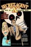 "Secret Agent ""X"" Volume One - Wild Cat Books"