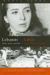 Lebanon/Liban: Poems of Love and War/Poemes D'Amour Et de Guerre - Nadia Tueni, Christophe Ippolito, Samuel Hazo
