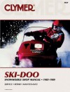 Ski-Doo Snowmobile Shop Manual, 1985-1989 - Randy Stephens