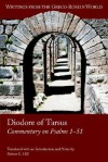 Diodore Of Tarsus: Commentary Of Psalms 1-51 (Writings from the Greco-Roman World) (Writings from the Greco-Roman World) - DIODORE