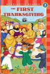 The First Thanksgiving: Level 3 - Garnet Jackson, Carolyn Croll