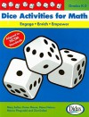 Dice Activities for Math: Engage-Enrich-Empower / Grades K-3 - Mary Saltus, Karen Moore