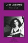La era del vacío: Ensayos sobre el individualismo contemporáneo - Gilles Lipovetsky, Joan Vinyoli, Michele Pendanx