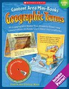 Content Area Mini-Books: Geographic Terms: 15 Engaging Mini-Books That Students Read-and Interact With-to Really Learn About Key Landforms - Donald Silver, Patricia Wynne