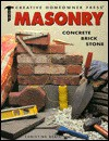 Masonry: Concrete Brick Stone - Christine Beall, David Schiff, Alexander Samuelson