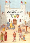 Medieval Castle Sticker Picture - A.G. Smith