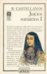 Juicios Sumarios: Ensayos Sobre Literatura, I - Rosario Castellanos