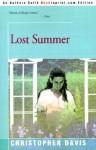 Lost Summer - Christopher Davis