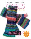 Vogue Knitting on the Go! Cables: Mittens, Hats & Scarves - Trisha Malcolm