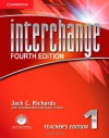 Interchange Level 1 Teacher's Edition with Assessment Audio CD/CD-ROM (Interchange Fourth Edition) - Jack C. Richards, Jonathan Hull, Susan Proctor