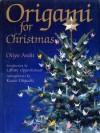 Origami for Christmas - Chiyo Araki