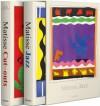 Henri Matisse: Cut-Outs - Drawing with Scissors (2 Volumes Splip case) - Gilles Néret, Xavier-Gilles Neret