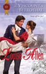 The Viscount's Betrothal (Harlequin Historical, #982) - Louise Allen