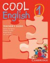 Cool English Level 1 Teacher's Guide with Audio CD - Herbert Puchta, Raquel Royo