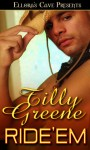 Ride 'em - Tilly Greene