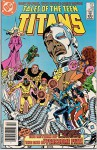 Tales of the Teen Titans (No. 58) - Marv Wolfman, Chuck Patton, Romeo Tanghal